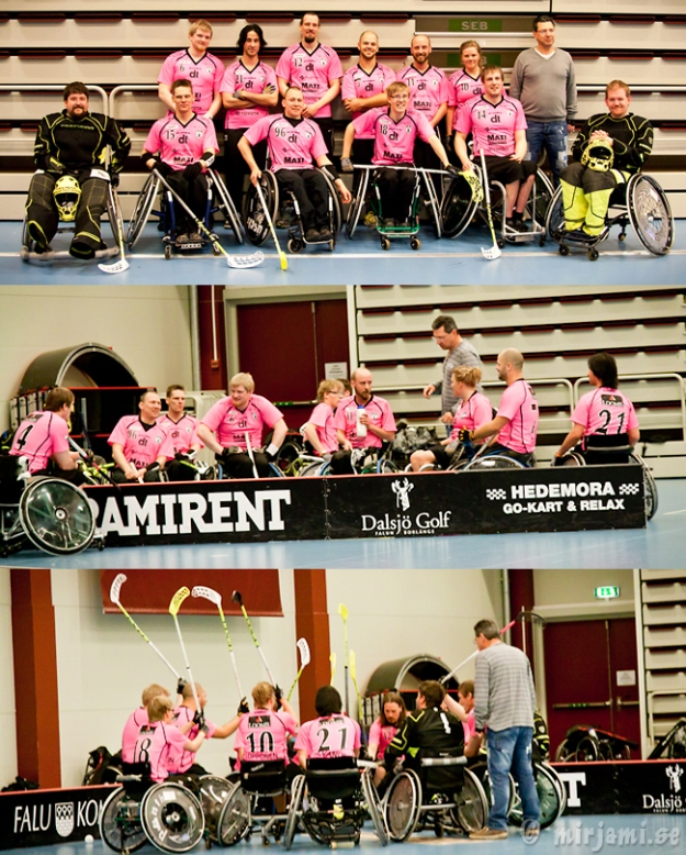 flickvän i rullstol Falun